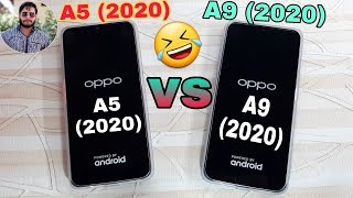 Oppo A5 (2020) vs Oppo A9 (2020) Speed Test Comparison?