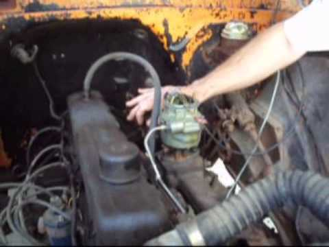 Hqdefault on 230 Chevy Firing Order