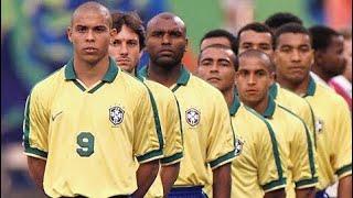 Brazil 1997 ● Most Talented Team Ever   HD   ►Insane Skills&Goals◄