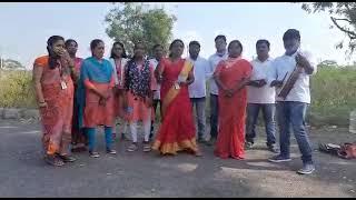 Covid Song TSS Nzb Song | Lyrics & Singer ; Tek Mal Vijayalaxmi