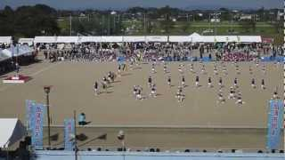 第32回 加須市民まつり 大越小学校 鼓笛隊演奏