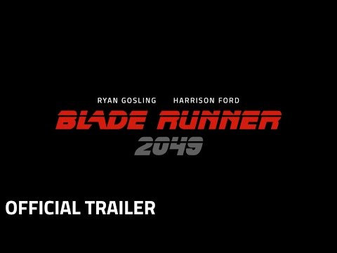 Thumbnail: Blade Runner 2049 - Announcement Piece - Starring Ryan Gosling & Harrison Ford - October 5 2017