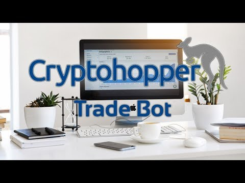 CryptoHopper Trade Bot (New Features)
