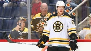 david pastrnak best off ice moments 🍝