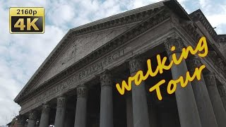 Rome Walking Tour - Italy 4K Travel Channel