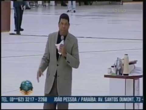 Ap. Valdemiro Santiago falou sobre Marcelo Rezende 18.05.2017 na reunião de Bispos e Pastores