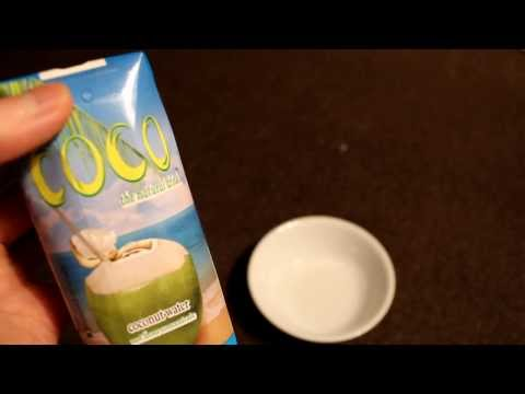 Review Coco Coconut Water The Natural Drink Potassium Sodium Electrolytes Minerals