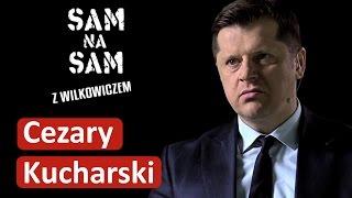 """Cezary Kucharski w """"Sam na sam z Wilkowiczem"""": Ja nawet nie mam umowy z Robertem Lewandowskim"""