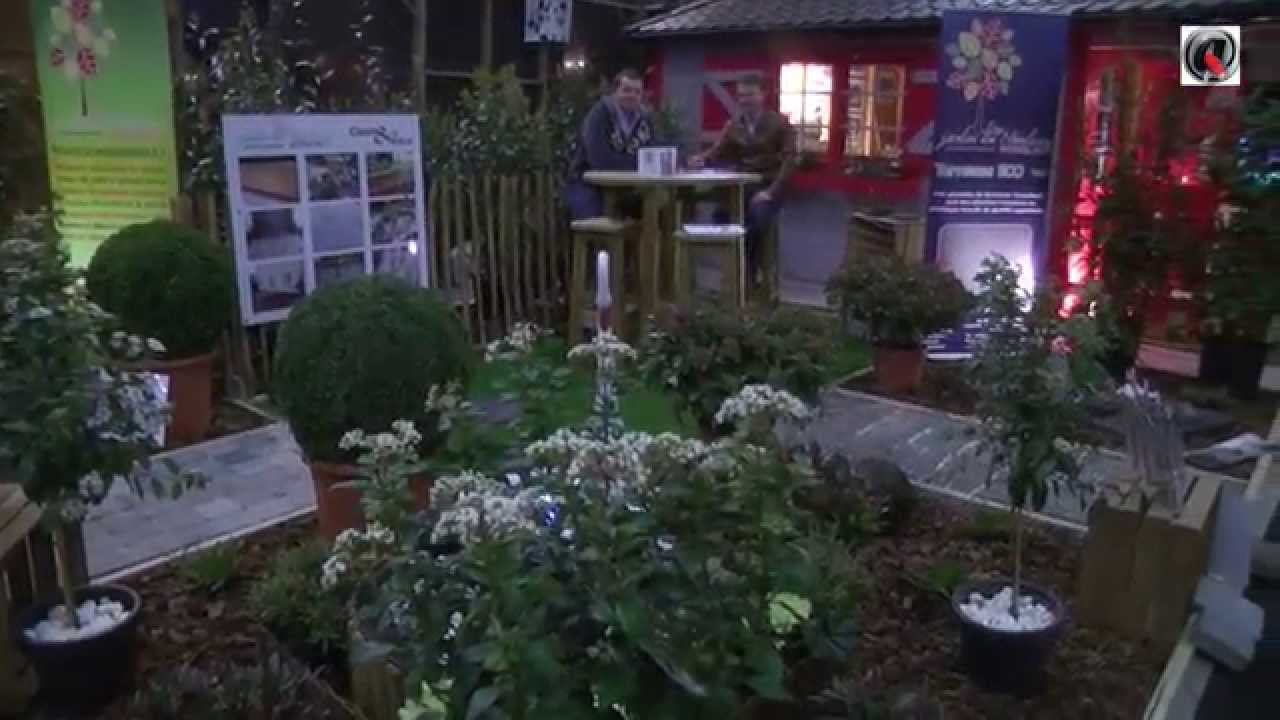 Deco jardin 2015 ciney expo youtube for Jardin expo 2015 liege