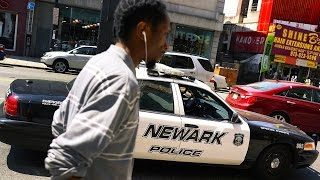 Newark Police Monitored For Civil Rights Violations
