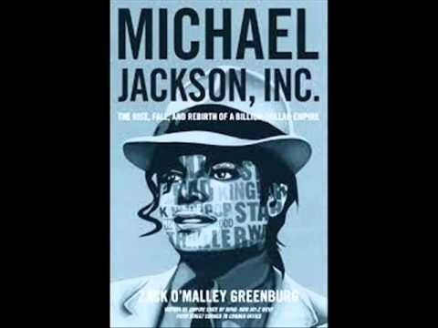 Author fought to get Michael Jackson business titan book printed
