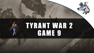 The TyRanT War! #2 4v4 [Game 9]