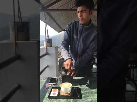 Himalaya organic coffee