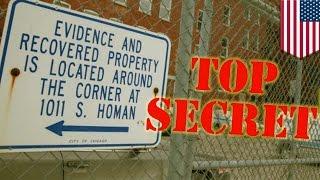 The Guardian denuncia que Chicago tiene un sitio secreto donde presos son torturados