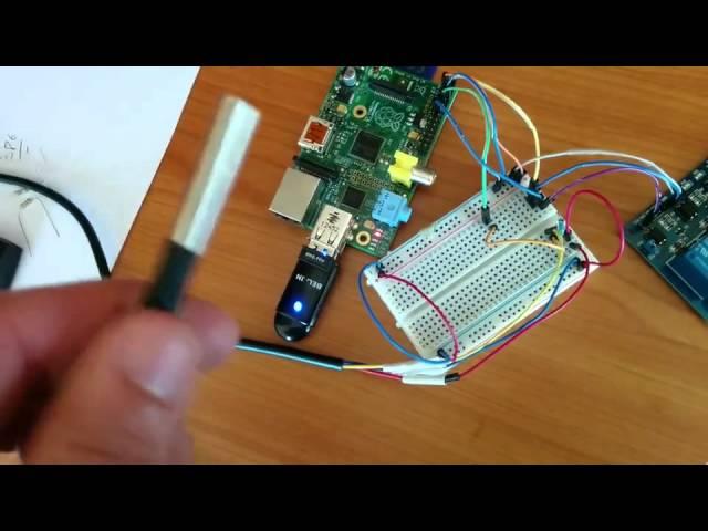Android Linux / Raspberry Pi Bluetooth communication | David