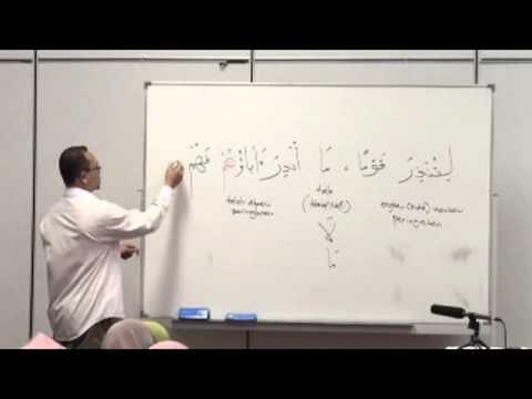 Belajar Asas Bahasa Arab Al-Quran (Disk_1_Part_2)
