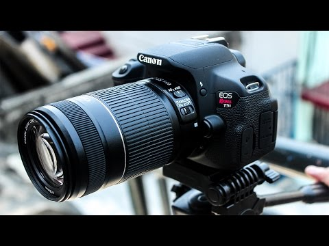 Canon EOS Rebel T5i, review en español