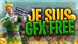 JE SUIS GFX FREE (FORTNITE)!