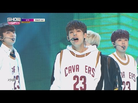 Show Champion EP.226 SF9 - Watch Out