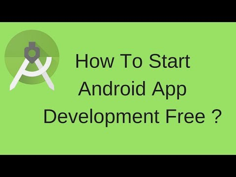 How To Start Android App Development Free | Part 1