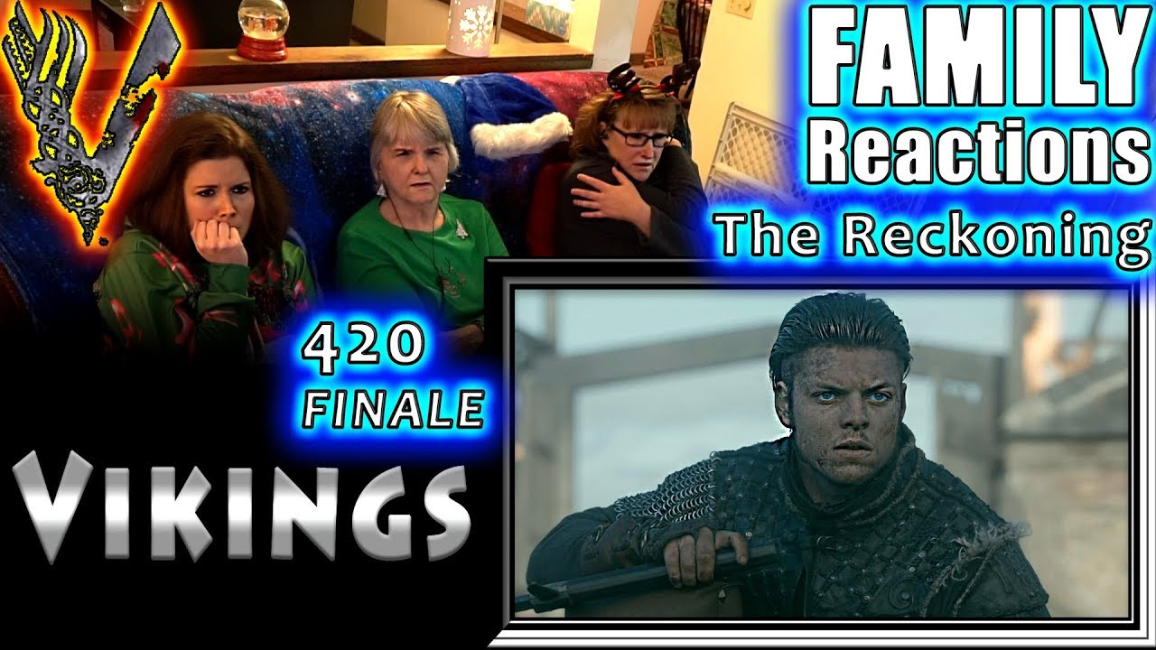 Download VIKINGS 420   The Reckoning   FAMILY Reactions   Fair Use