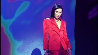 Soraya Arnelas imita a Dua Lipa en 'One kiss' - Tu Cara Me Suena