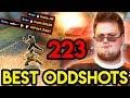 "CSGO - ""SNAX KOBE & WEIRD SHOT"" - BEST ODDSHOTS #223"