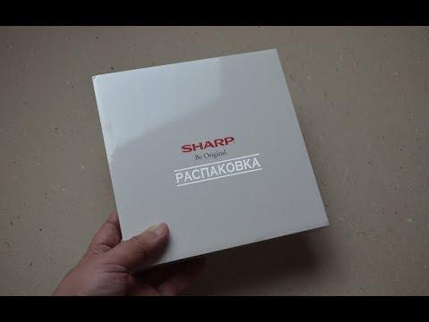 SHARP Z3. Неожиданно ШИКАРНЫЙ СМАРТФОН! Распаковываем и ставим нужную прошивку.