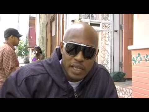 The Actors Lounge interviews Sticky Fingaz