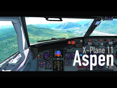 Winter in Colorado: Seneca V Aspen to Telluride X-Plane 11 by ion fresko