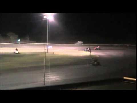 Weldon Buford at Gulfcoast Speedway
