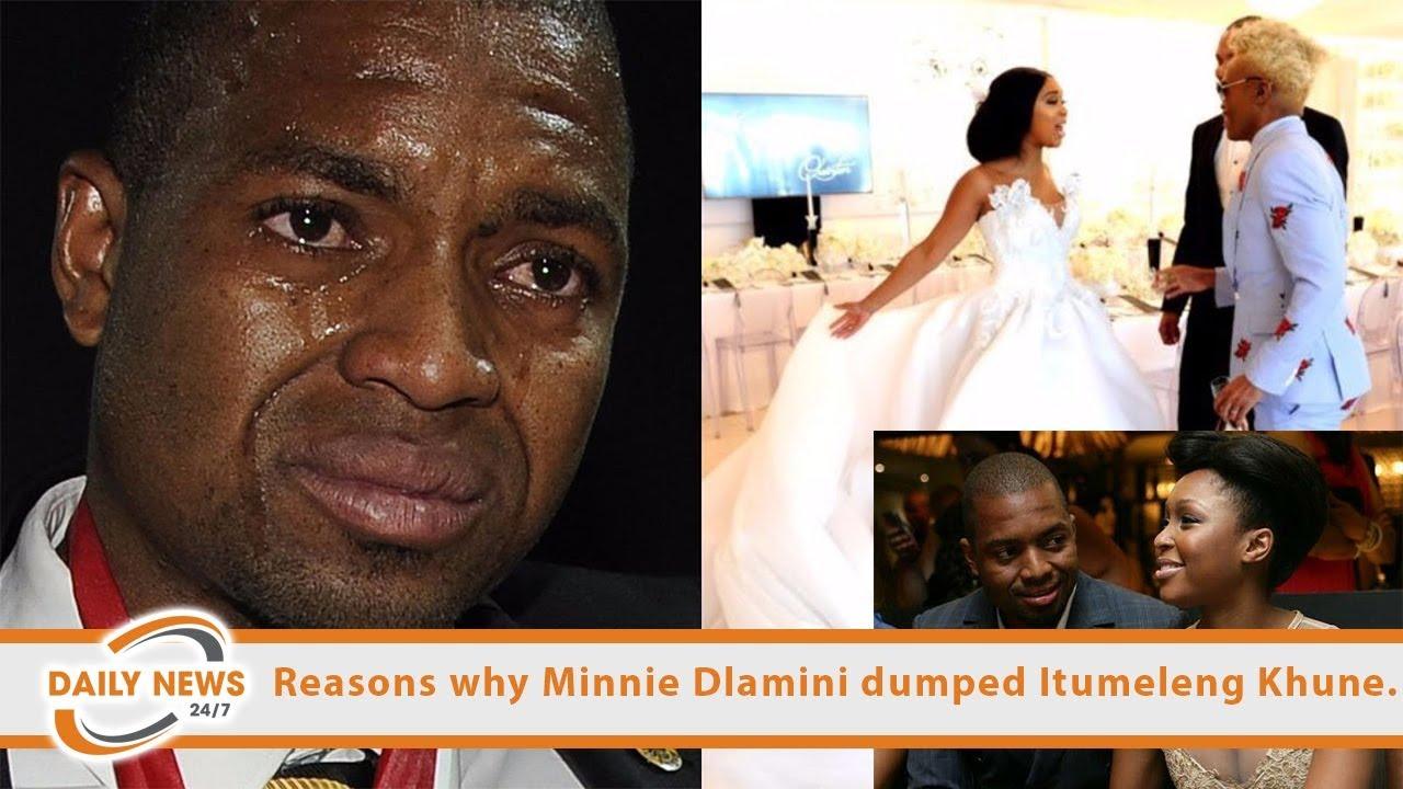 minnie dlamini and khune relationship quiz