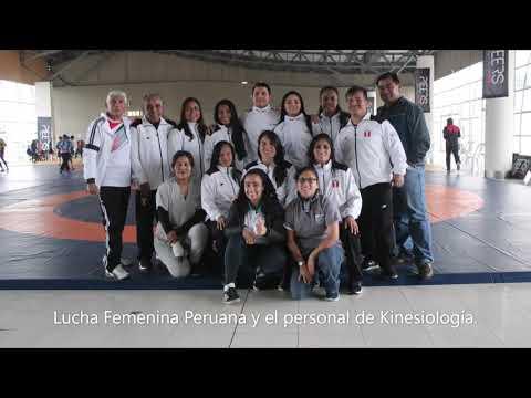 """""""Lima 2019"""" -  Concentración De Lucha Olímpica III"""