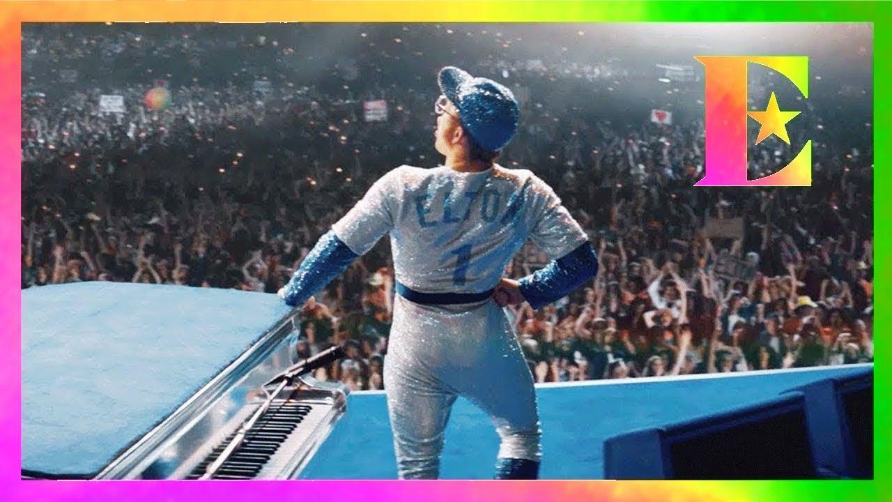 Rocketman — A True Epic Musical Fantasy