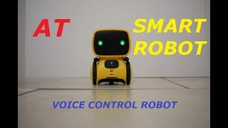 AT Smart Robot - Voice Control RC Robot Demonstration