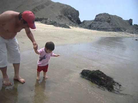 Mi Por Año Playa Un Dos Semanas Ves La 1 Jhossue Primera Mes En Bebe dCBoex
