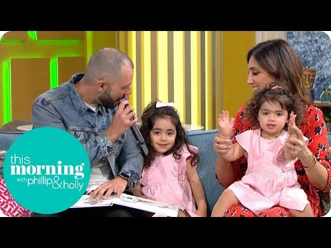 """The Gruffalo"" Rapping Dad Performs Live 
