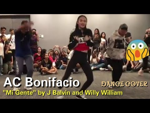 AC Bonifacio's Dance Workshop Routine |