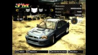 Game | Tuning Subaru WRX Need for Speed™ Most Wanted By Jefferson Maia | Tuning Subaru WRX Need for Speed™ Most Wanted By Jefferson Maia