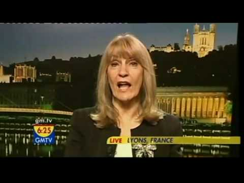 GMTV - Lynne Faulds Wood talks about Jeremy Beadle (31.01.08)
