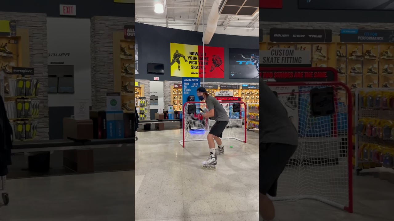 They opened the store EARLY for us to skate around !?