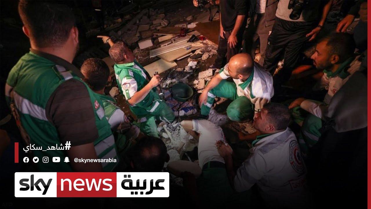 مقتل 26 فلسطينيا غالبيتهم أطفال ونساء بغارات على غزة  - نشر قبل 5 ساعة