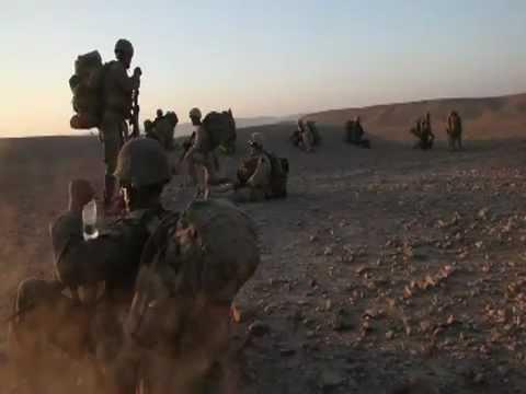 Afghanistan War - 1st Reconnaissance Battalion Marines FireFight