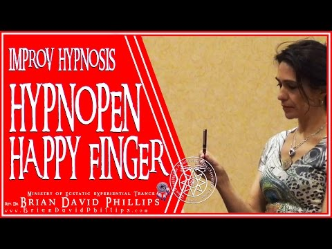 Hypnotic Pen and Happy Finger