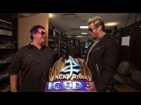 Zack Ryder's Iced 3 - April 2013,   Carlito vs Shelton Benjamin - Vengeance 7/26/05 -  FULL MATCH