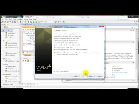 3. Using Vivado IP Packager to create HDL Coder-Add Block [HDL coder + Zynq Project]