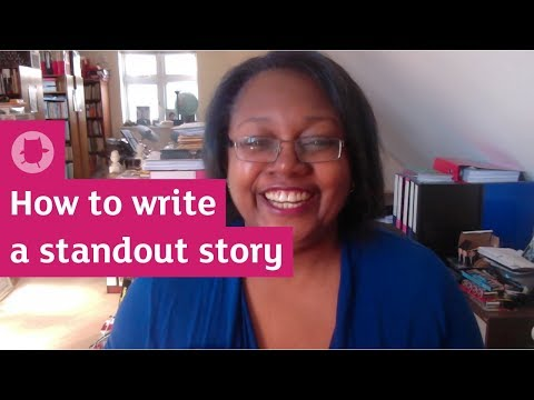 How to write a standout story - Malorie Blackman | Oxford Owl
