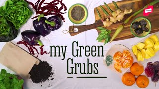 My Green Grubs - Easy Cooking With Chef Basira Ep 14