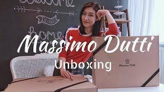 Massimo Dutti Unboxing | 开箱视频 | Massive Try-on Haul | Shopping Haul