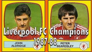 Liverpool fc 1987-88 season: highlights and news clips